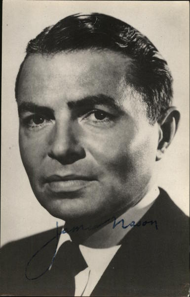 James Mason Actors