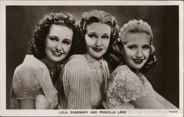 Image result for the lane sisters