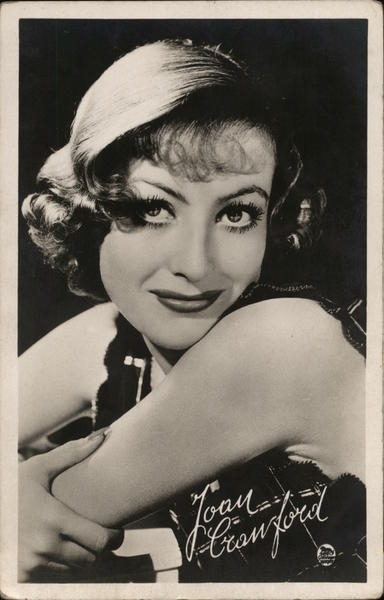 Joan Crawford Actresses