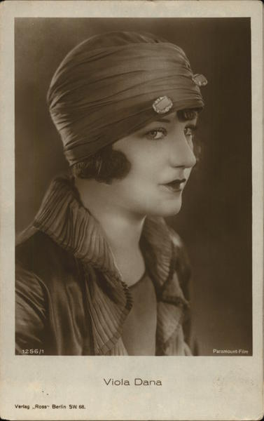 Actress Viola Dana Actresses