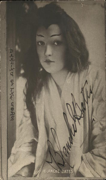 Blanche Bates Actresses