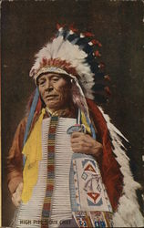 High Pipe Sioux Chief