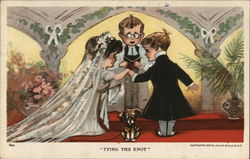 """TYING THE KNOT"""
