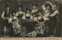Oberbayrisch Gesangs - Group of performers