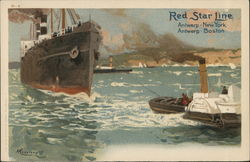 Red Star Line Ships