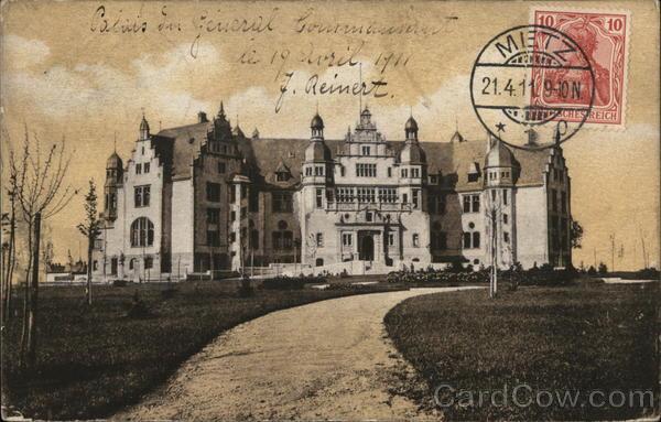 Palais de General Commandant