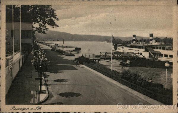 Remagen a Rhein