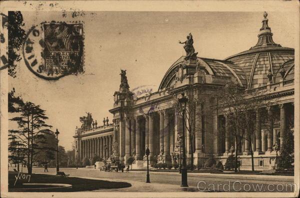Le Grand Palais (Champs-Elysees)