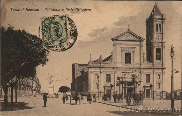 Cattedrale e Viale Belvedere