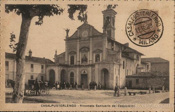 Rinomato Santuario del Cappuccini