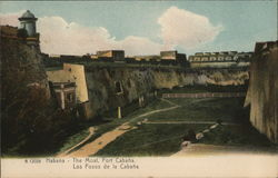 The Moat, Fort Cabana