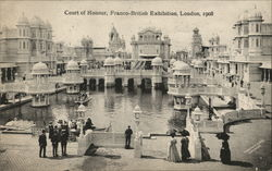 Court of Honour - Franco-British Exhibition, 1908