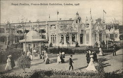 Royal Pavillion, Franco-British Exhibition, 1908