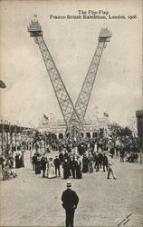 The Flip Flap, Franco-British Exhibition, 1908