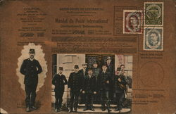 Luxembourg Postal Workers