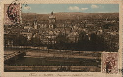 Panorama avec Cathedrale et Sambre