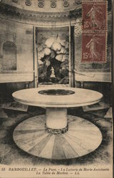 Marble Table and Grotto