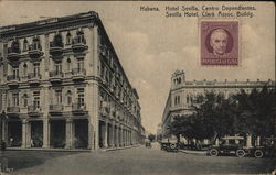 Hotel Sevilla and Clerk Association Building