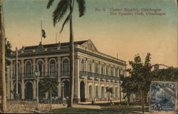 The Spanish Club , Cienfuegos