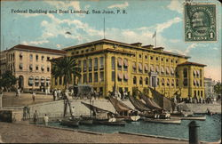 Federal Building and Boat Landing