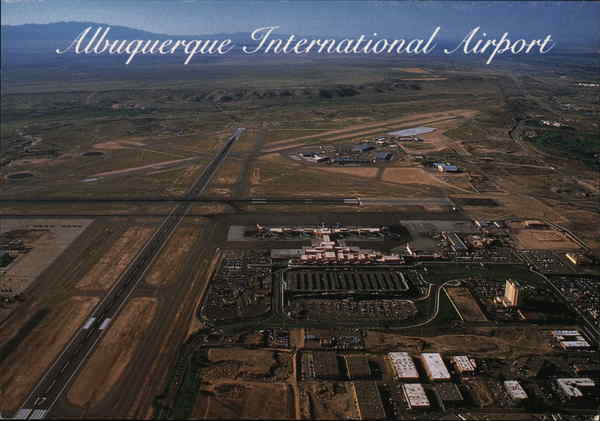 Albuquerque International Airport New Mexico Airports