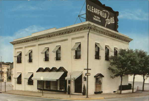 Clearfield Furs, Inc. Pennsylvania
