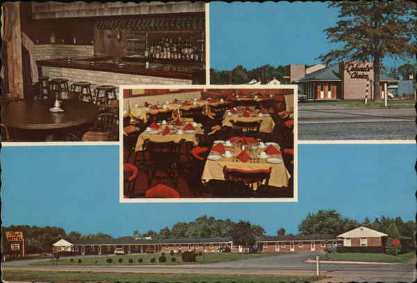 Clay's Motel and Colonel's Choice Restaurant Aberdeen Maryland