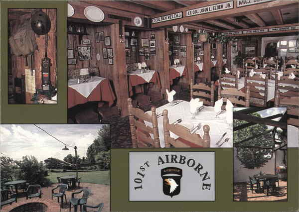 101st Airborne Seafood & Steak Restaurant Nashville Tennessee