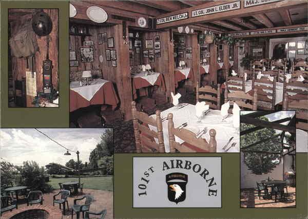 101st Airborne Seafood Steak Restaurant