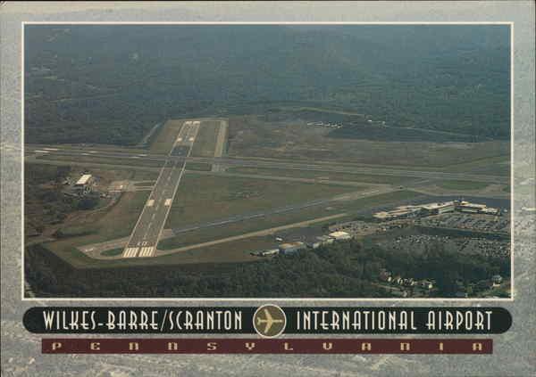 Wikes-Barre/Scranton International Airport