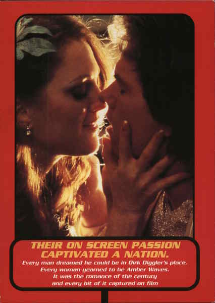 Julianne Moore, Boogie Nights Rack Cards