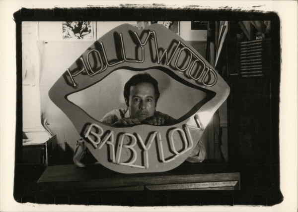 Kenneth Anger, Hollywood Babylon Authors & Writers