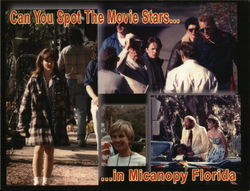 Can You Spot The Movie Stars... in Micanopy Florida