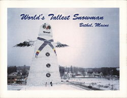 World's Tallest Snowman