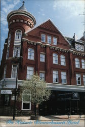 The Historic Blennerhassett Hotel