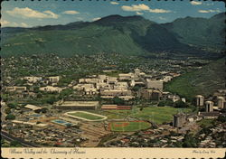 Manoa Valley and the University of Hawaii