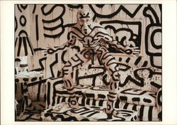 Keith Haring, New York City, 1986