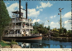 "Riverboat ""Carolina"", Carowinds"