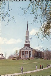 The University of Maryland Chapel