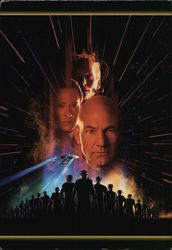 Poster for Star Trek: First Contact