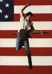 Bruce Springsteen, Born in the USA, New York City. 1984