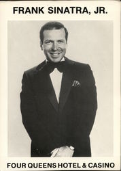 Frank Sinatra, Jr., Four Queens Hotel and Casino