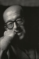 Phil Silvers, Beverly Hills, California, 1965