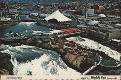 Exciting Falls, Expo '74 Worlds Fair Spokane, USA