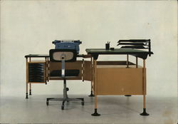 "Olivetti ""Spazio"" Furniture Showroom"