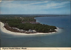 Tropical Sanibel Island