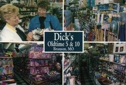 Dick's Oldtime 5 & 10