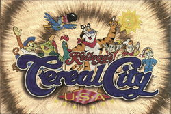 Kellogg's Cereal City USA