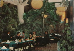 Tropical Garden Room at The Sand Dollar Restaurant and Lounge1