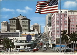 Flagler Street - The Heart of Miami